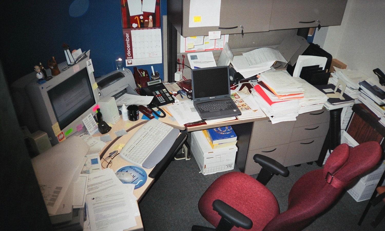 Las oficinas ya no son así