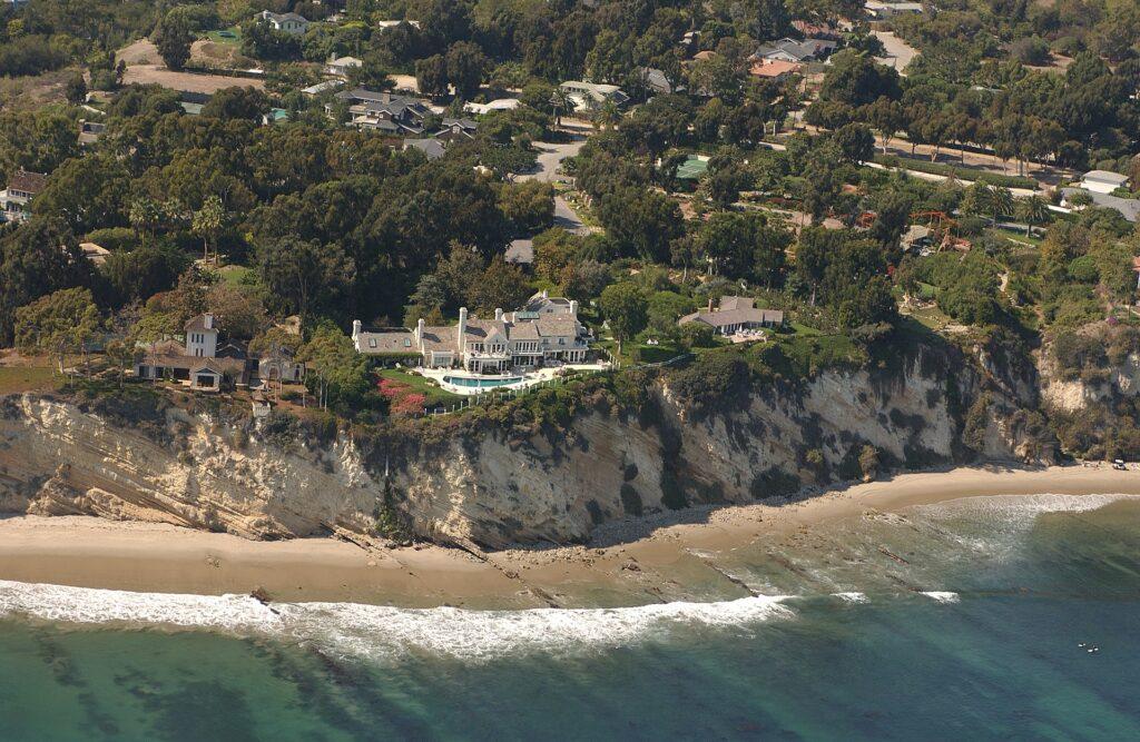 La casa de Barbra Streisand
