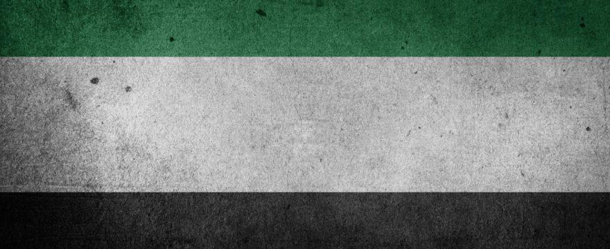 flag, extremadura, spain